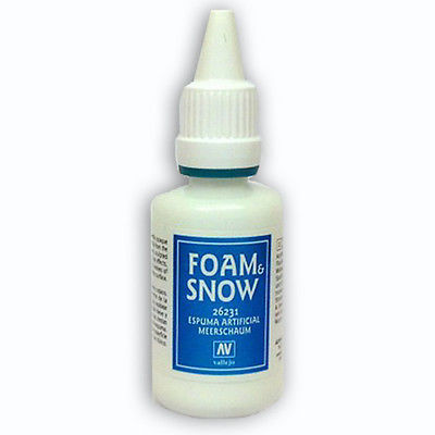 Foam and Snow (40ml)