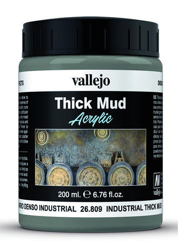 Industrial Thick Mud (200ml)