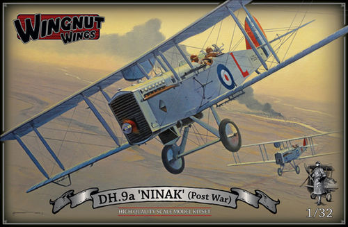 "DH.9a ""NINAK"" (Post War) 1/32"