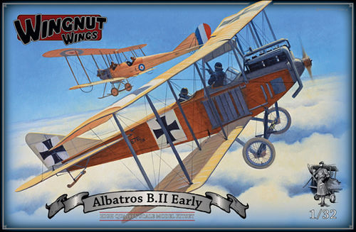 Albatros B.II (Early) 1/32