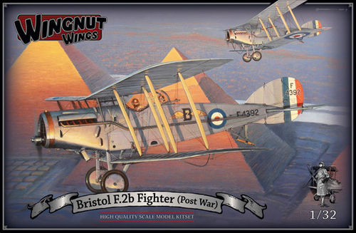 Bristol F.2b Fighter (Post War) 1/32