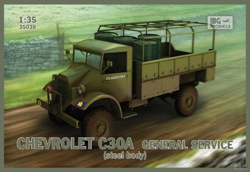 Chevrolet C30A General service 1/35