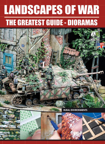 Landscapes Of War: The Greatest Guide - Dioramas VOL.3