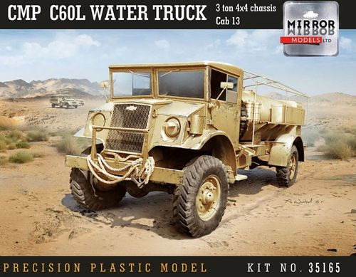 CMP Chevrolet C60L Watertruck 1/35