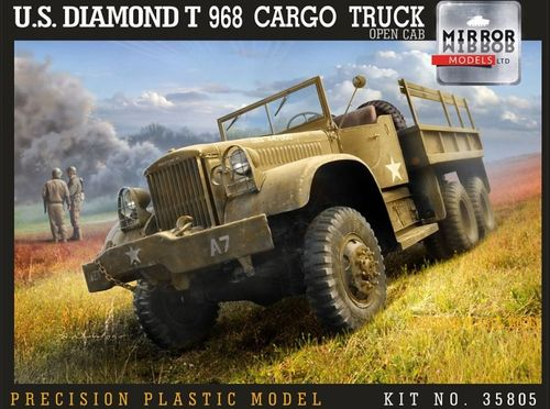 US Diamond T968 Cargo Truck Late 1/35