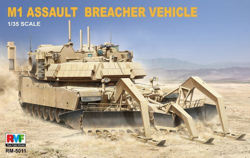 M1 Assault Breacher Vehicle  1/35