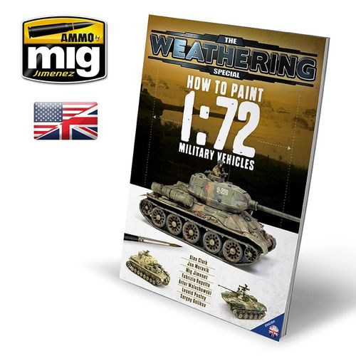 TWS- HOW TO PAINT 1:72 MILITARY VEHICLES
