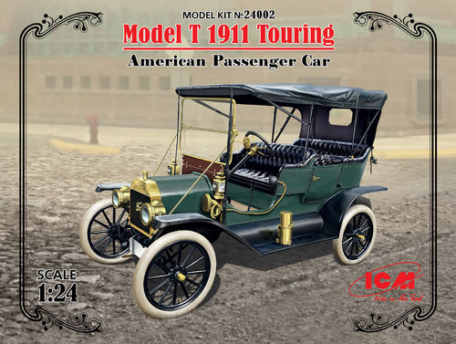 Model T '11 Touring 1/24