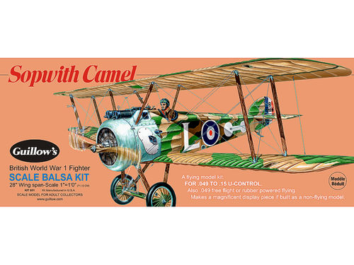 Sopwith Camel 1/12