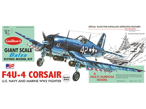 Vought F4U-4 Corsair 1/16
