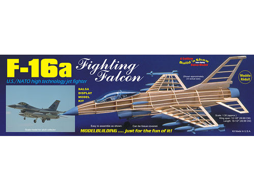 F-16a Fighting Falcon 1/30