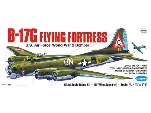 B-17G Flying Fortress 1/28