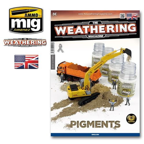 The Weathering Magazine No:19 Pigments
