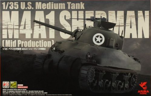 M4A1 Sherman Mid Production 1/35