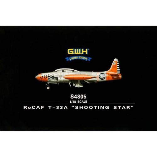 "RoCAF T-33A ""Shooting Star"" 1/48"
