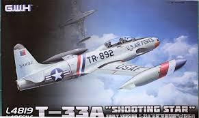 "T-33A ""Shooting Star"" 1/48"