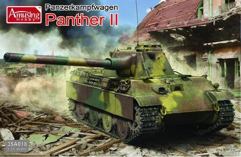 Panther II (2in1) 1/35