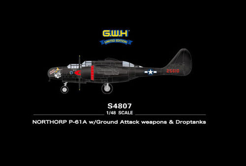 Northrop P-61A Black Widow 1/48