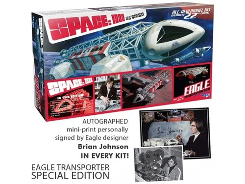 Space: 1999 – Eagle Transporter  1/48 (limited ed.)
