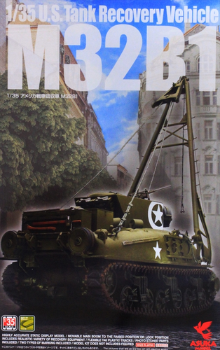 Tank Recovery Vehicle M32B1 1/35