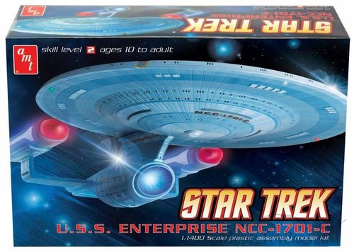 Star Trek U.S.S. Enterprise NCC1701C  1/1400
