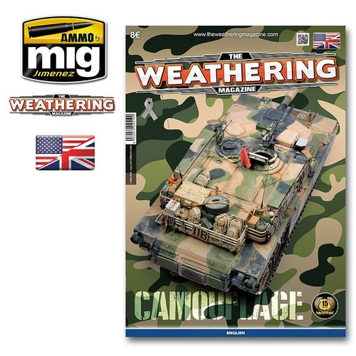 The Weathering Magazine No:20 Camouflage