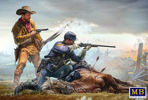 Final Stand, indian wars kit no.2 1/35