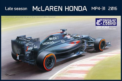 2016 Honda MP4-31 Late Season 1/20
