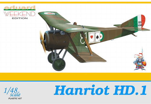 Hanriot HD.1 1/48   1/48