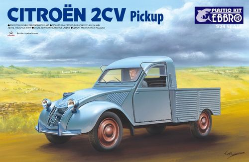 Citroën 2Cv Pick Up