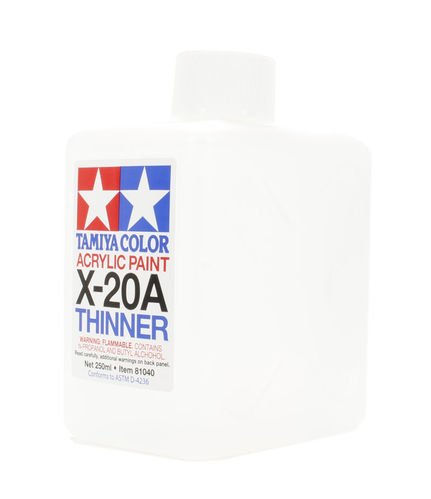 Tamiya Thinner X-20a (250ml)
