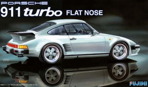 Porsche 911 Turbo flat nose   1/24