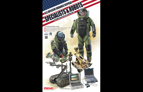 US Explosive Ordonance Disposal 1/35