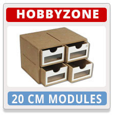 Hobby Zone Module Systeem 20 cm
