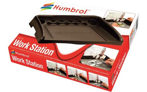 Humbrol Workstation