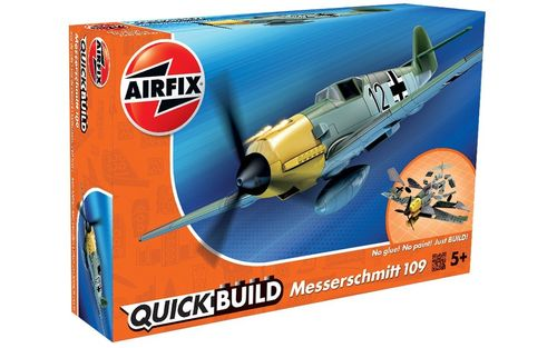 Quick Build: Messerschmitt Bf109e