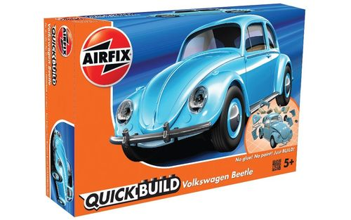 Quick Build: VW Beetle