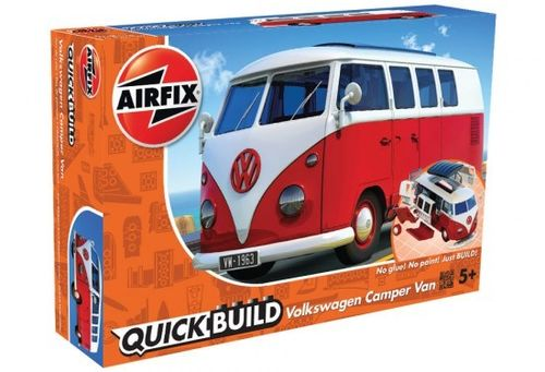 Quick Build: VW Camper Van