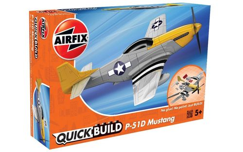 Quick Build: Mustang P-51D