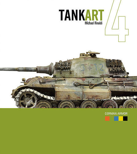 TankArt 4 WW2 German Armor vol.2
