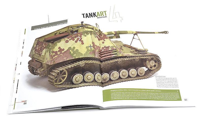 TankArt 4 WW2 German Armor vol 2 - Modelbouwenzo nl
