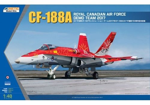 CF-188A Royal Canadian Airforce Demo Team 1/48