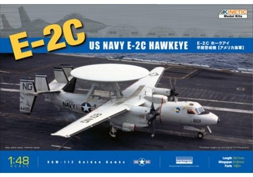 US Navy E-2C Hawkeye 1/48