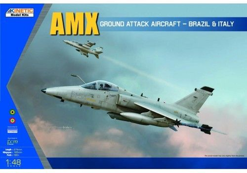 AMX/A-1M Fighter 1/48