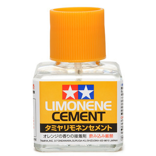 Tamiya Cement Limonene 40ml