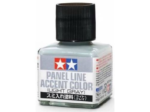 Tamiya Panelline Accent Color (Light Grey)