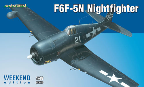 F6F-5N Nightfighter 1/48
