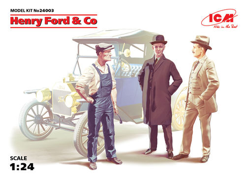 Henry Ford & Co  1/24