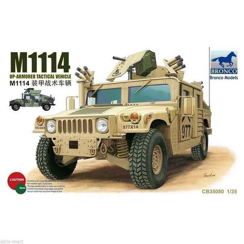 M1114 Up-Armored Tactical Vehicle 1/35