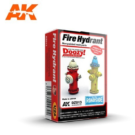 Fire Hydrant 1/24